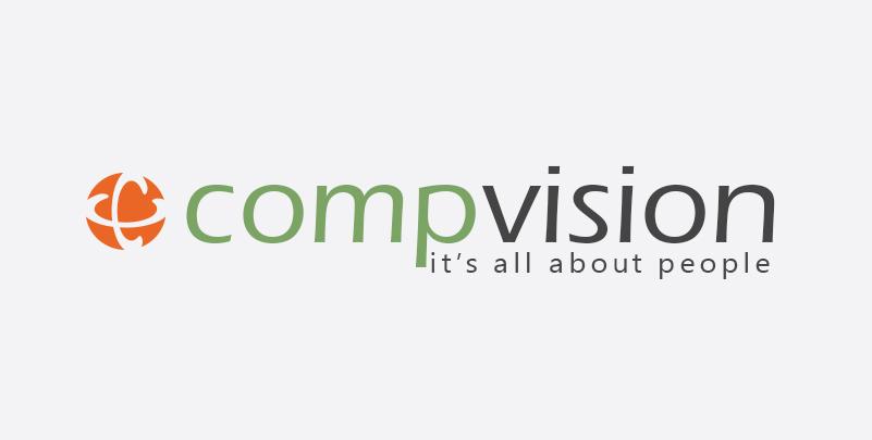 Compvision. חברת ייעוץ. לוגו