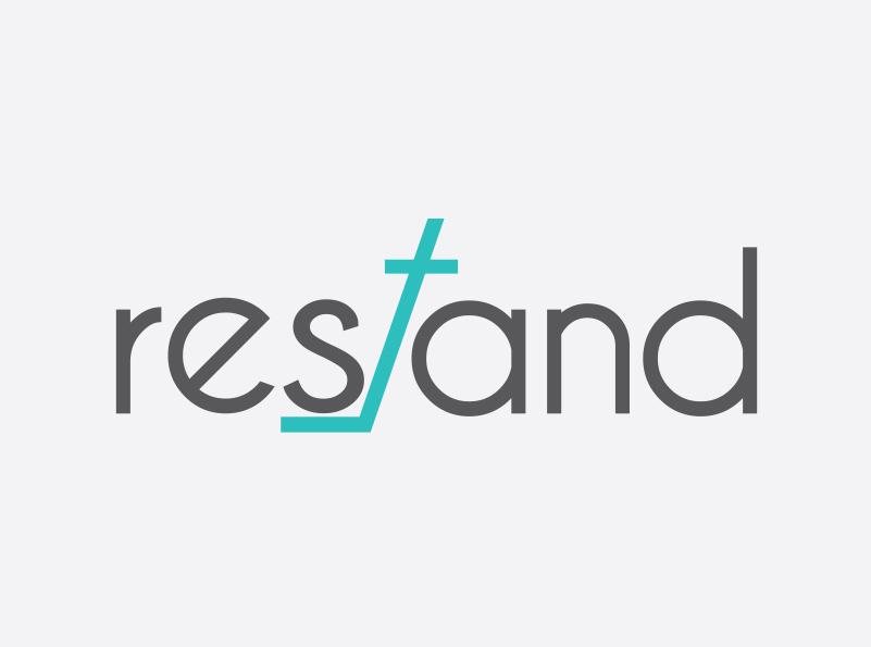 Restand. מתקן למנתחים. לוגו